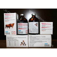 Oxytetracyclin Injektion 100ml Phiole 20%