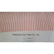 New Populäres Projekt Streifen Organza Voile Sheer Vorhang Stoff 008281