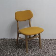Chaise de salle à manger de haute qualité en bois de conception de maison de conception de meubles