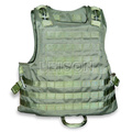 Military Tactical Vest of 1000d Cordura or Nylon