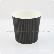 High Quality Ripple Wall Baking Paper Cup for Hot Coffee