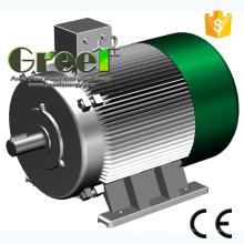 Générateur à un aimant Permanent sans balais 5000KW avec BV