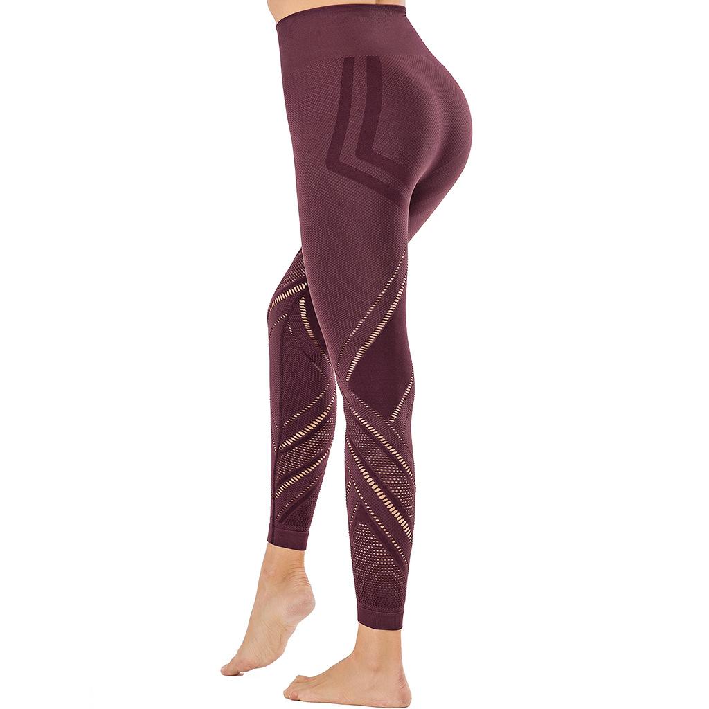 HIGH WAIST PUSH UP ELASTIC pants (1)