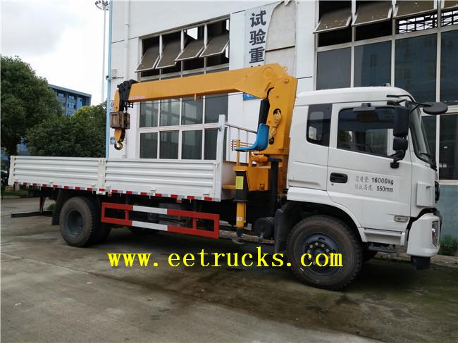 Boom Truck Cranes