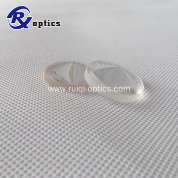 25.4mm Optical Glass Plano Convex Conical lens