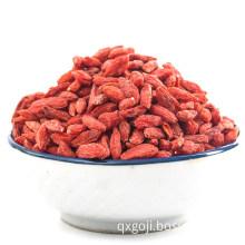Organic dried lycium barbarum fruit for skin