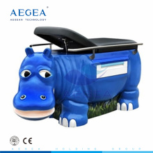 AG-ECC30 hipopótamo projeto hospital pediátrica departamento exame plataforma médica mesa para venda
