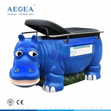 АГ-ECC30 классный дизайн деревянное основание больница педиатрическое отделение детское гинекологическое кресло