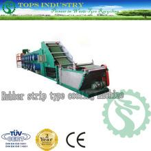 Máquina de enfriamiento del tipo de la tira de goma (Tops-600)