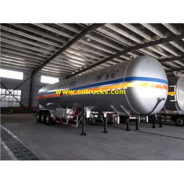 60cbm 30ton LPG Semirremolques de Transporte