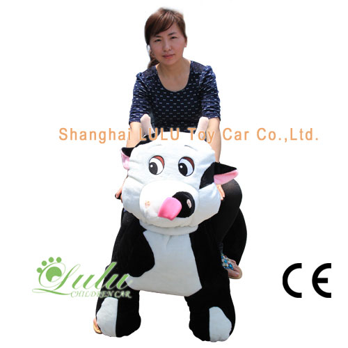 walking Animal with cow