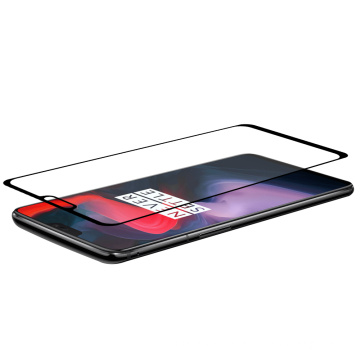 One Plus 6 tempered glass screen protector