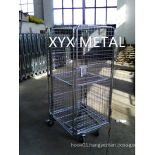 Four Sided Nestable Roll Cage