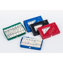 Mini Dominoes In PVC Box
