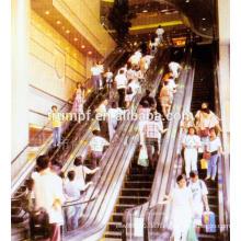 Kommerzielle Rolltreppe mit LED-Schritt für Shopping-Markt verwendet