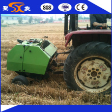 Tractor Suspension Agricultural Grass/Straw Mini Round Baler