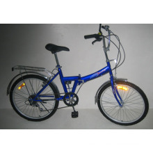 "24"" Steel Frame Folding Bicycle (FJ246)"