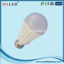 180 grados 12W E27 LED BULB 1200lm Dimmable LED BUBL luz