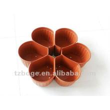 plastic flower pot molds