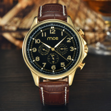 Gold automatic watch customize for men wholesale