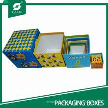 Caixas de papelão de fabricantes de luxo