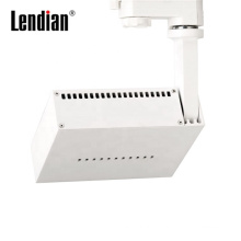 star quality supermarket meat retail 30w square round spot track light white black color 2 3 pin