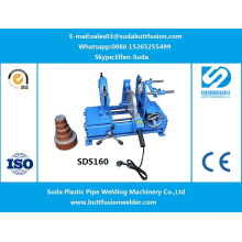 SDS160 50mm/160mm Socket Fusion HDPE Pipe Welding Machine
