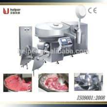 Large capacity vacuum Meat bowl cutter/meat choper