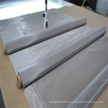 Malla de impresión de pantalla de alambre de acero inoxidable de alta tensión para impresión de PCB