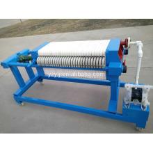 Filtre à membrane de type chambre à membrane