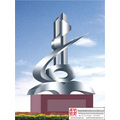 Famous Stainless Steel Sculpture