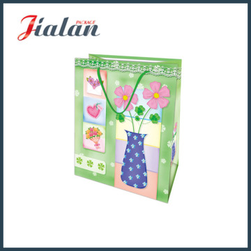 Factory Wholesale Eco Promotion Paper Shopping Bag