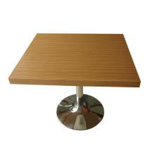 Tableau de cantine de table à manger pour le mobilier d'hôtel