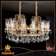 Modernes Hotel Hanging Crystal Lampe (MD9841-12)