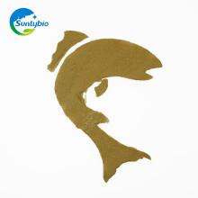 Alimentation d'aquaculture de levure de bière pure de 100%