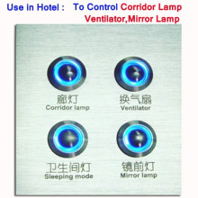 Sealed, Long Life, explosion proof switches, Anti-vandal Switches(waterproof push button switch),metal switch