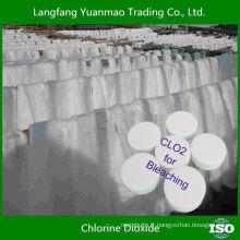 La meilleure tablette de dioxyde de chlore au blanchisseur de qualité pour le blanchiment des textiles