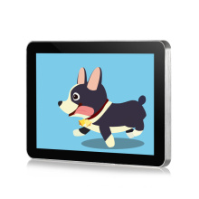 Android tablet 15 inch wall ethernet touch screen digital notice board