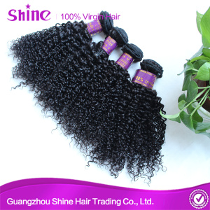 9A Grade Curly Indian Human Hair Extension