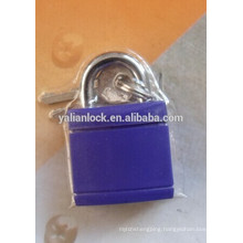 weather proof coloured padlock