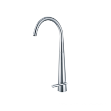 Long-life stainless steel kitchen faucet