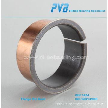 Flange DU Bearing Bush,Composite DU Bushing,Metric DU Sleeve Bushing Bearing