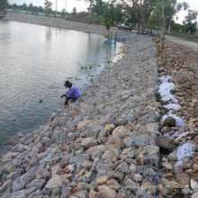 Riverbank Stablization Gabion Mattress / Reno Mattress / River Mattress