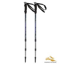 Ultra-Light Walk Stick Amortiguación Alpenstock