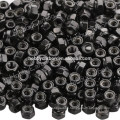 M3 *5.5 good quality stainless steel Hex Nylon locknut