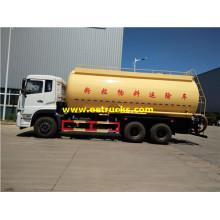 28 CBM 10ton camiones cisterna de plástico de pellets