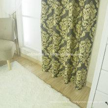 Jacquard Miranda Diseño de la cortina del mercado
