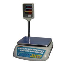 Échelles de calcul du prix de l'échelle de pesée