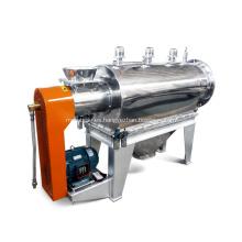 Tamiz centrífugo de aplicación de maquinaria industrial en polvo
