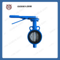 wafer butterfly valve(two hole)